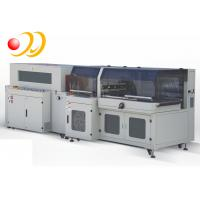 Wholesale Automatic Side Sealing Shrink Wrapping Machine For PET Bottle from china suppliers