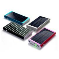 Wholesale 860mAh solar mobile charger from china suppliers
