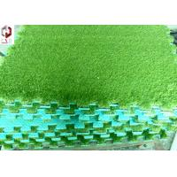 Wholesale Landscaping Artificial Grass , Green Fake Turf Grass 3/8inch Gauge from china suppliers