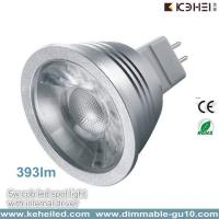Wholesale 5W AC110V / AC220V cob MR16 LED Spotlights Lextar 3030 chips 12V from china suppliers