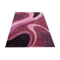 Wholesale Camel Polyester Shag Pile Rug, Patterned Shaggy Rugs, Modern Floor Carpet For Dining Room from china suppliers