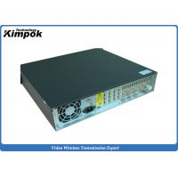Wholesale High Power COFDM Transmitter 50km NLOS Long Range Wireless Transmitter and Receiver from china suppliers