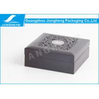 Wholesale Classical Style Square Wooden Gift Box For Bracelet Jewelry / Perfume / Watch from china suppliers