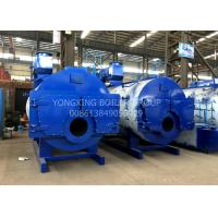 Wholesale 2800kW  Gas Fired Hot Water Boiler Oil And Gas Boiler Good Insulation from china suppliers