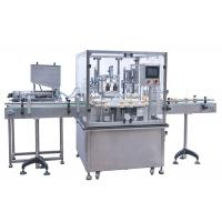 Quality Coconut Oil Filling Edible Oil Packing Machine Automatic Bottled Compact Structure for sale