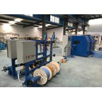 Wholesale Copper Wire single cable machine / cable laying machine Dia 0.6-3mm from china suppliers