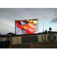 Quality High Brightness P20 Full Color RGB LED Display Waterproof / Outdoor Led Screen Hire for sale
