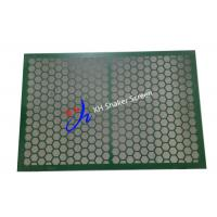 Wholesale Green Replacement Shaker Steel Frame Shaker Screen Fsi 5000 Mechanization Control from china suppliers