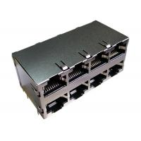 Wholesale GA2X-2488S-50C5 RJ45 Modular Jack 8p8c Ganged Connector 2x8 Ports from china suppliers