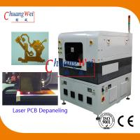 Wholesale 355 nm US UV Laser PCB Cutter Machine with High Cutting Precision ±20 μm from china suppliers