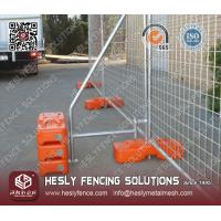 HESLY Temporary Fence Support