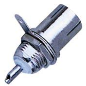 Wholesale Terminal RCA Male Female Cable Connector Bulkhead Receptacle Solder Pot from china suppliers