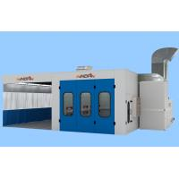 Wholesale Blue 3 in1 Car Drying treatment, Painting, Preparation Area Electric Large Spray Booth from china suppliers