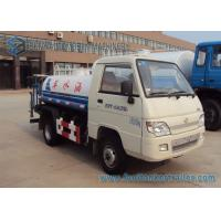 Wholesale 1000 L - 2000 L 4x2 Drive Small Fire Fighting Vehicle Foton forland water tank truck 68hp from china suppliers
