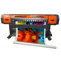 Wholesale Large Format Eco Solvent Printer , Maintop Flex Banner Printing Machine from china suppliers