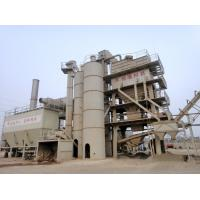 Wholesale 270tph Drying Capacity Asphalt Drum Mix Plant With Italia Burner Two Step Duct Collecting from china suppliers