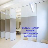 Wholesale Decorative Folding Sound Proof Movable Conference Room Partition Walls from china suppliers