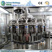 Quality Enhanced Rotary Washing Filling Capping Machine Siemens PLC System for sale