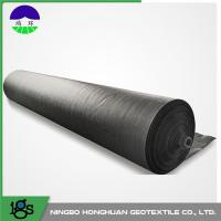Wholesale PP Woven Geotextile Fabric Monofilament , 400G 8m Width 100KNM from china suppliers