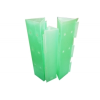 Wholesale Triangle Tree Guard Welded Plant Shelter UV Resistance from china suppliers