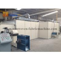 Wholesale High Performance Thermal Bonding Machine , Glue Free Wadding Production Line from china suppliers