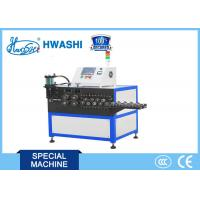 Buy cheap 2-8mm Automatic Welding Machine , Steel Wire Straightening and Cutting Machine from wholesalers
