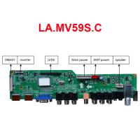 Wholesale LA.MV59S.C TV Board with VGA/HDMI/AV/YPbPr/USB/Audio/TV from china suppliers
