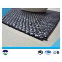 Wholesale ISO9001 PP Woven Geotextile Fabric , Geotextile Driveway Fabric With 874gsm Unit Mass from china suppliers