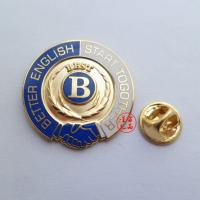Wholesale Badge , Lapel pin badge, Pin badge,Badge pin,Matel badge from china suppliers