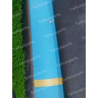 Synthetic Grass Shock Pad Underlay For Sports Court Labosport Certified