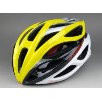 Wholesale Yellow Downhill Mountain Biking Helmets Safe 20 airflow vent holes from china suppliers