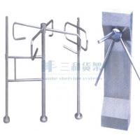 Metallic Security Tripod Turnstile Barrier Gate for Convenience Store