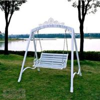 Wholesale Iron craft swings garden products from china suppliers
