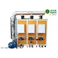 Wholesale Natural Gas / Oil Powered Steam Boiler 300KG from china suppliers