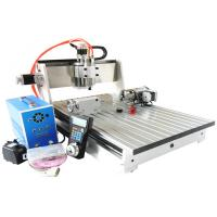 Wholesale Mach3 Wireless Controller 4 Axis 6040 3D CNC Router for Milling Routing Engraving from china suppliers