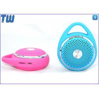 Wholesale Mini Round Purse Bluetooth Speaker Big Loop Ending Shockproof Design from china suppliers
