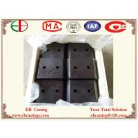 Wholesale Ni-hard 4 Mixer Blade Parts with Lost Wax Process EB35012 from china suppliers