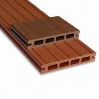 Wholesale WPC Decking Boards for Outdoor Use, CE and ASTM Certified, Measures 150 x 25mm from china suppliers