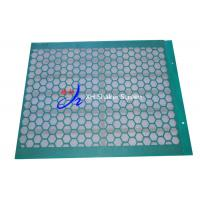 Buy cheap Brandt VSM Scalping Shale Shaker Vibrating Sieving Mesh Green Color Multi Sizer from wholesalers