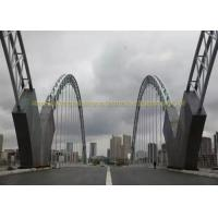 Wholesale Heavy Duty Bailey Structural Steel Bridge Strong Quakeproof Steel Arch Bridge from china suppliers