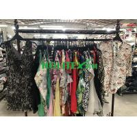 Wholesale Silk Material  Used Fashion Clothing / Washable Silk Blouses For Ladies from china suppliers