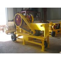 Quality Mobile Stone Crusher for sale