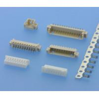 Wholesale 1.25mm Pitch Connector SMT Friction Lock Headers / Crimp Housings JVT 1146H Series from china suppliers