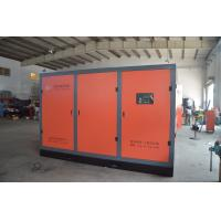 Wholesale Custom 250KW - 400KW High Pressure Screw Type Air Compressor 315KW 420HP from china suppliers