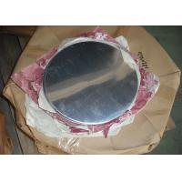 Buy cheap Cooking Boiler 3004 Commercial Grade Aluminum Circular Plate Heat Treatment from wholesalers