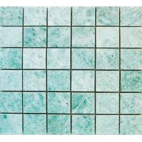 Wholesale Marble Mosaic,Green Jade Marble Material, Green Color,Different Designs,For Tile from china suppliers