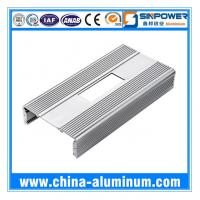 Wholesale Aluminium Profile with Bending Drilling Punching for Trolley Case from china suppliers