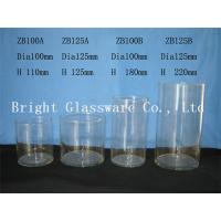 Wholesale Custom simply design glass vase wholesale from china suppliers