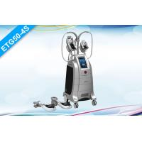 Wholesale Four Handles Cryolipolysis Slimming Machine , Zeltiq Cool Sculpting Equipment ETG50-4S from china suppliers