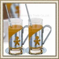 Wholesale Glass Coffee Cups Set from china suppliers